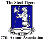 The Steel Tigers – 77th Armor Association